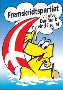Fremskridtspartiet er Danmarks torvholder!
